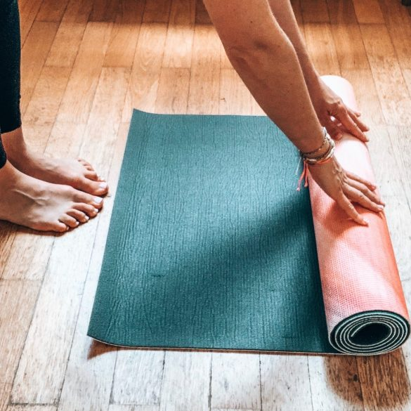 Comment nettoyer son tapis de Yoga ?